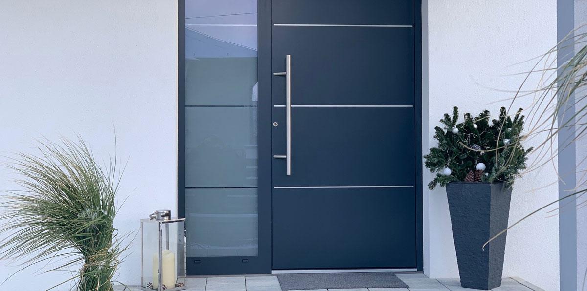 Energetska ucinkovitost vhodnih vrat