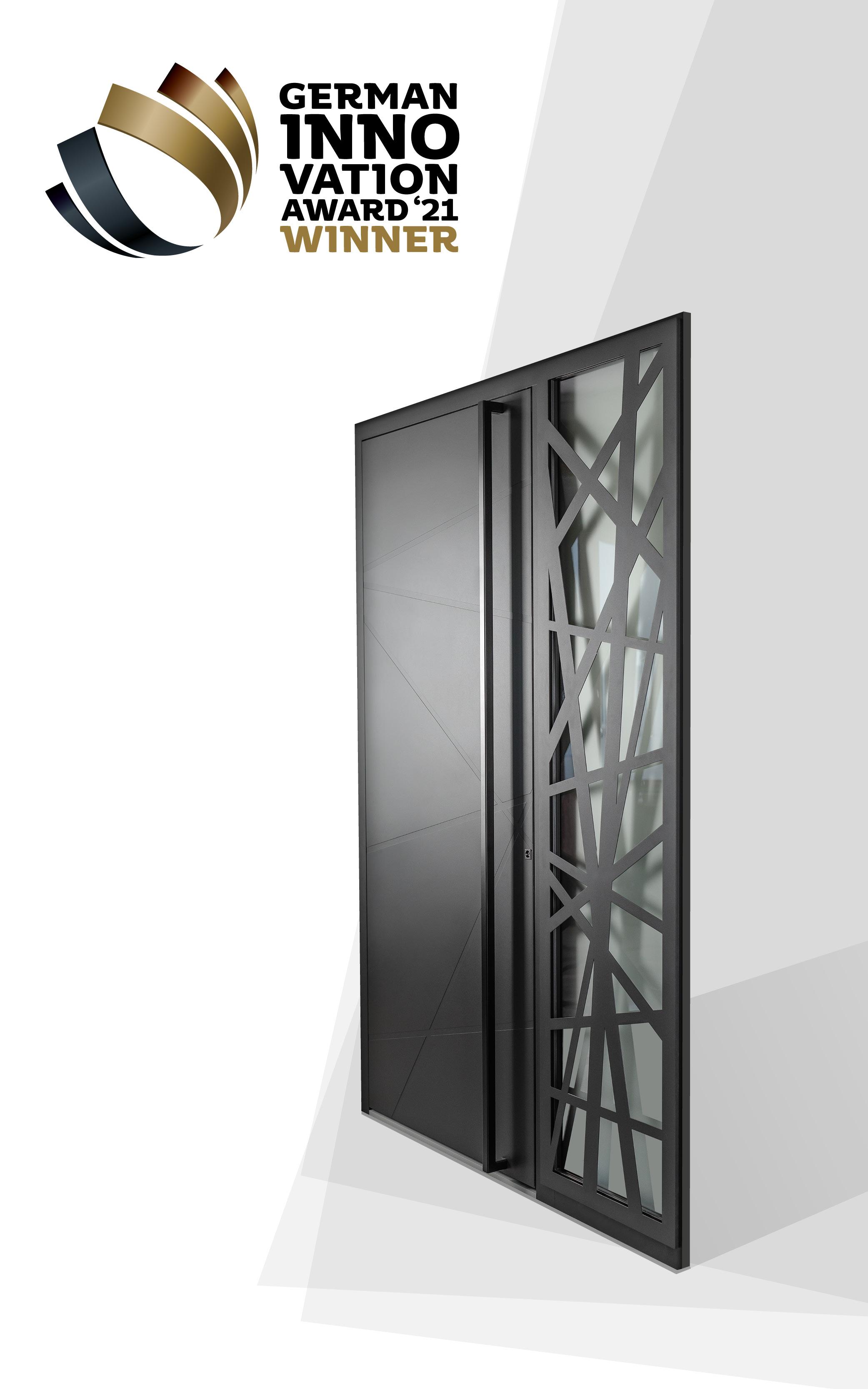 AJM Smart Home vhodna vrata